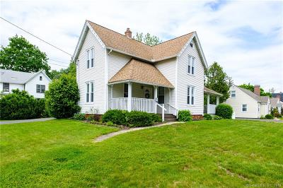Plainville Single Family Home For Sale: 143 Broad Street