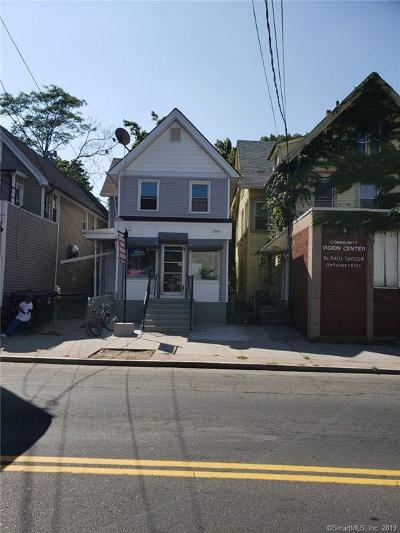 New Haven Multi Family Home For Sale: 304 Dixwell Avenue