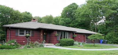 Harwinton Single Family Home For Sale: 20 Vista Drive