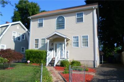 Bridgeport Single Family Home For Sale: 43 Higgins Avenue