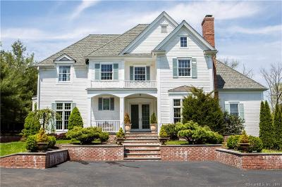 RIDGEFIELD Single Family Home For Sale: 3 Kendra Court
