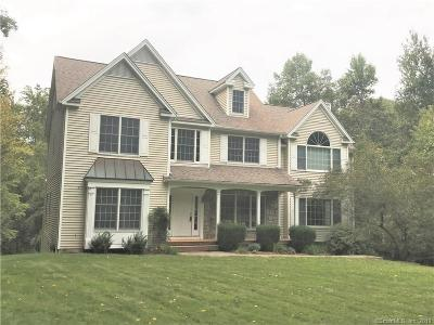Southbury Single Family Home For Sale: 58 Valley Stream Lane