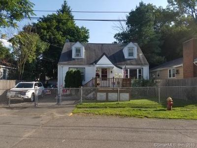 Meriden Single Family Home For Sale: 34 Garden Street