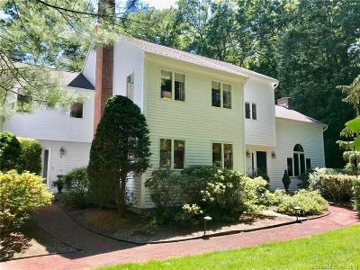Simsbury Single Family Home For Sale: 9 Camille Lane