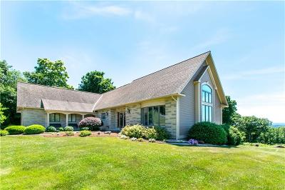 Somers Single Family Home For Sale: 110 Franklin Woods Drive