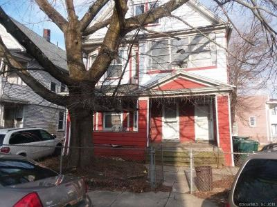 Bridgeport Multi Family Home For Sale: 342-344 Carroll Avenue
