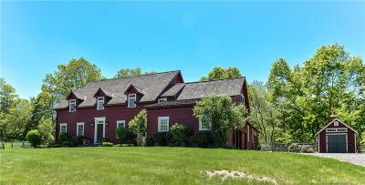 Woodbury Single Family Home For Sale: 44 Old Meadow Road