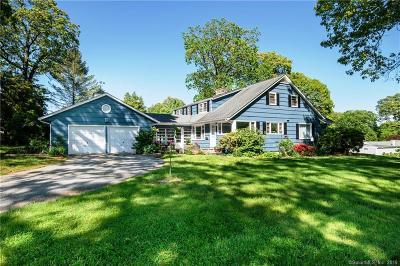 Fairfield Single Family Home For Sale: 90 Webb Road