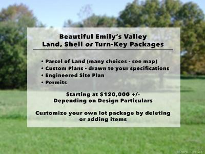Windham County Residential Lots & Land For Sale: 175 Lisbon Road
