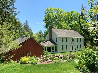 Cornwall Single Family Home For Sale: 316 Sharon Goshen Turnpike