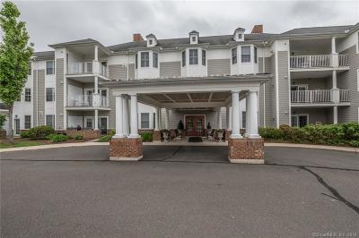 West Hartford Condo/Townhouse For Sale: 25 Cassandra Boulevard #307