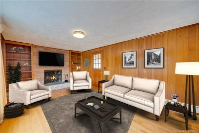 Bolton Single Family Home For Sale: 30 Tunxis Trail