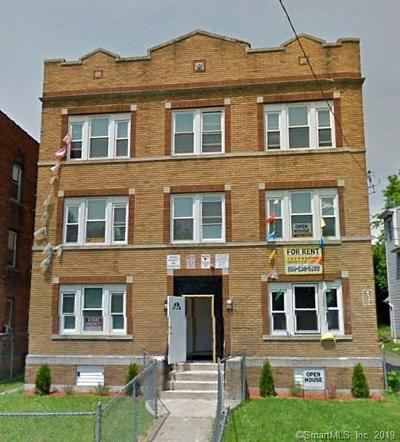 Hartford Multi Family Home For Sale: 153 Magnolia Street