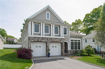 West Hartford Condo/Townhouse For Sale: 9 Creekside Lane #9