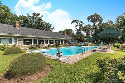 Westport Single Family Home For Sale: 124 Greens Farms Road