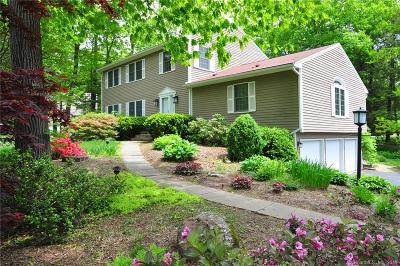 Simsbury Single Family Home For Sale: 5 Timber Ridge Drive