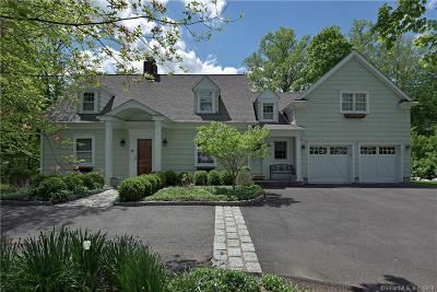 Ridgefield Single Family Home For Sale: 35 New Street