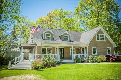 Branford Single Family Home For Sale: 9 Bartholomew Road