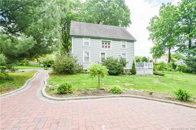 Wallingford CT Single Family Home For Sale: $769,000
