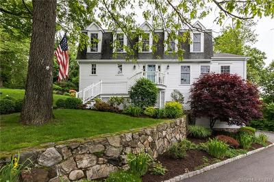 Ridgefield Single Family Home For Sale: 5 Doubleday Lane