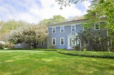 Simsbury Single Family Home For Sale: 14 Highridge Road