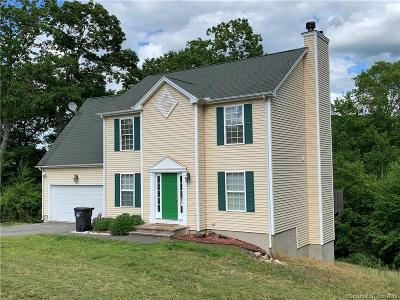 Ledyard CT Single Family Home For Sale: $271,900