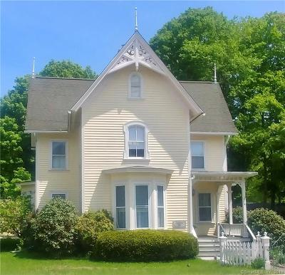 Barkhamsted Single Family Home For Sale: 6 Riverton Road