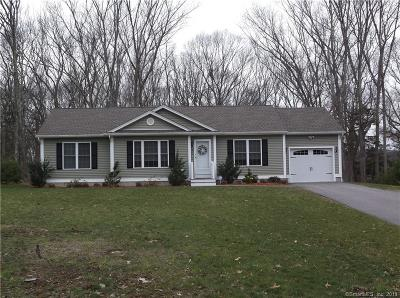 Ledyard Single Family Home For Sale: 12 Quakertown Meadows