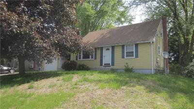 Enfield Single Family Home For Sale: 6 Oakwood Street