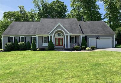 Bristol Single Family Home For Sale: 52 Fox Hollow Lane