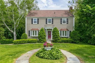 Wethersfield Single Family Home For Sale: 528 Ridge Road