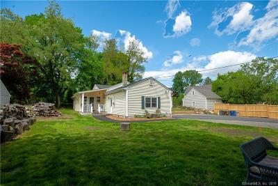 Darien Single Family Home For Sale: 1909 Boston Post Road
