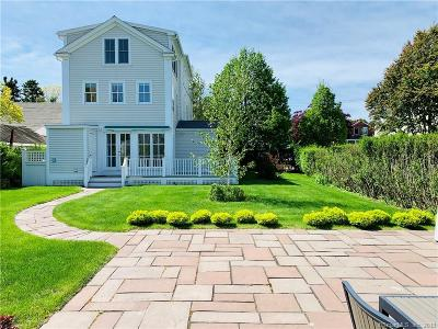 Stonington Single Family Home For Sale: 23 Elm Street