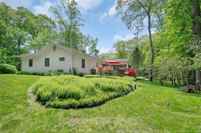 Wilton Single Family Home For Sale: 192 Cheesespring Road