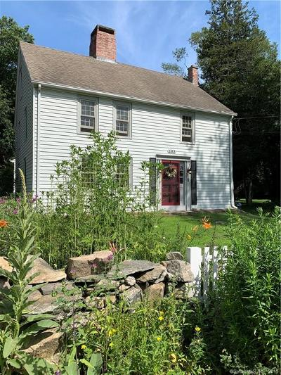 Waterford Single Family Home For Sale: 193 Old Norwich Road