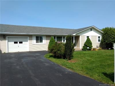 Branford Single Family Home For Sale: 9 Pent Road