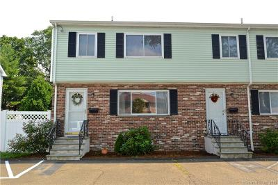 Stamford Condo/Townhouse For Sale: 421 Hope Street #A
