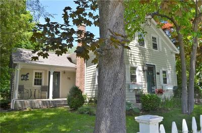 Bridgewater Single Family Home For Sale: 7 Warner Road
