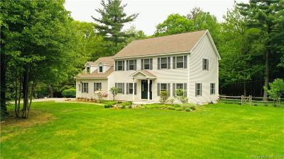Winchester Single Family Home For Sale: 454 Platt Hill Road