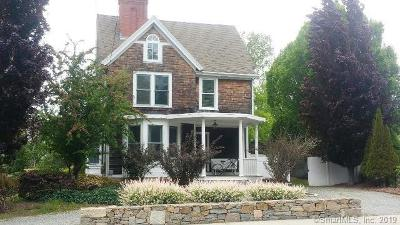 Stonington Single Family Home For Sale: 140 Elm Street