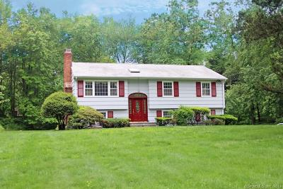 Fairfield County Single Family Home For Sale: 63 Cherry Lane