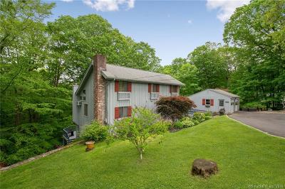 Danbury Single Family Home For Sale: 170 Brushy Hill Road