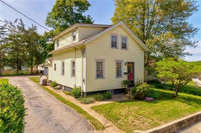 Norwich Single Family Home For Sale: 92 Oneco Street
