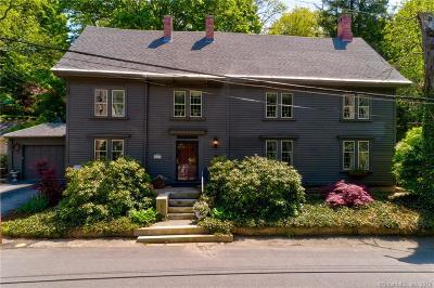 Norwich Single Family Home For Sale: 417 Washington Street