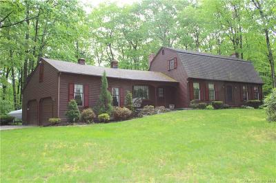New Hartford Single Family Home For Sale: 93 Maillet Lane