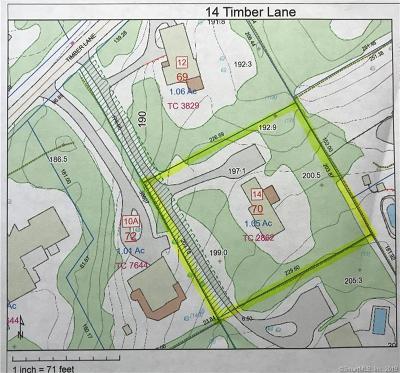 Westport Residential Lots & Land For Sale: 14-L Timber Lane