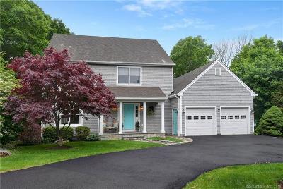 Ridgefield Single Family Home For Sale: 11 New Street