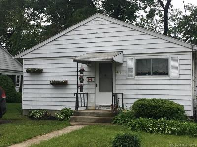 Waterbury Single Family Home For Sale: 436 Piedmont Street