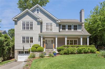 Norwalk Single Family Home For Sale: 17 Sammis Street