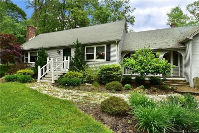 Hebron Single Family Home For Sale: 56 Blackman Road